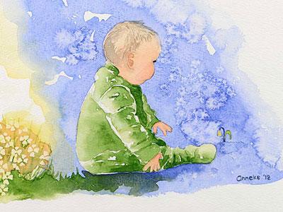 Praktijk de Witte Steen voor Persoonlijke ontwikkeling - Babytherapie